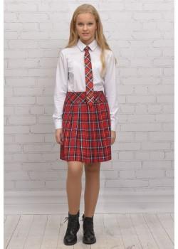 Школьная юбка Рио комби (ШФ-1126)