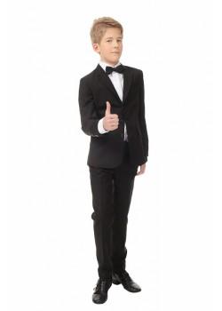 Пиджак детский ШФ-479 Дэвид черный