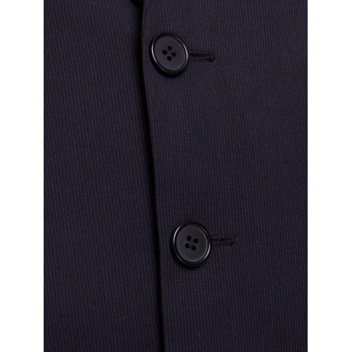 Пиджак д/м черный КМ 9446 SLIM