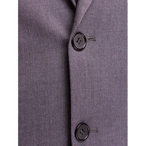 Пиджак д/м серый КМ 9644