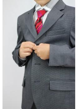 Пиджак д/м серый КМ 9006