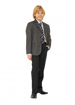 Пиджак детский ШФ-448 Немо серый