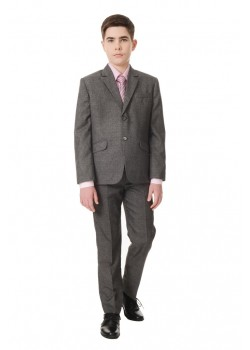 Пиджак детский ШФ-470 Немо серый