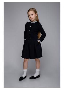Платье Калинка ДШ-3848 синий