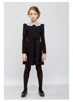 Платье Калинка ДШ-4123 синий
