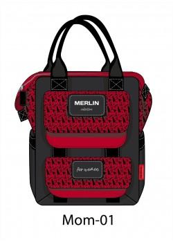 Рюкзак Городской MERLIN MOM-1