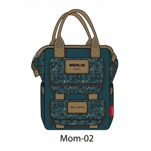 Рюкзак Городской MERLIN MOM-2
