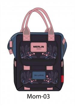 Рюкзак Городской  MERLIN MOM-3