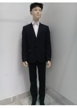 Пиджак детский Дипломат Шф-1410 черный